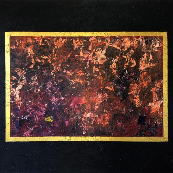 Oranje venster III