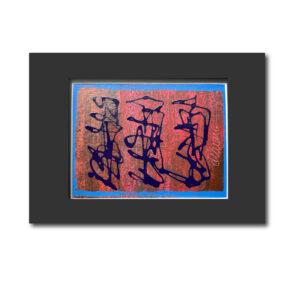 Small Painting No. 90 Horizontal - Herman van Veen