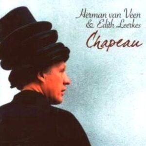 CD DVD Herman van Veen en Edith Leerkes - Chapeau