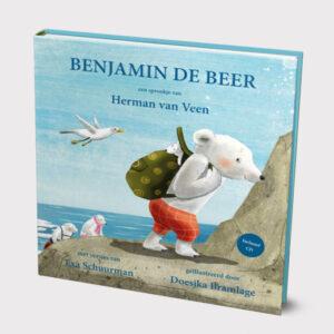 Benjamin de Beer zonder CD