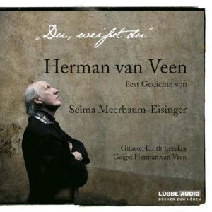 Luisterboek Du Weisst Du ... Herman van Veen