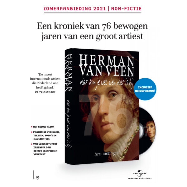BoekenCD | Dat kun je wel zien dat is hij | Herman van Veen