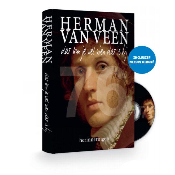 Boek incl. CD | Dat kun je wel zien dat is hij | Herman van Veen